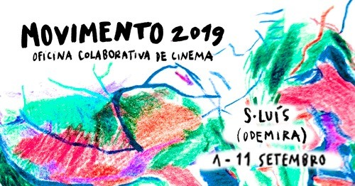Movimento 2019 - Oficina Colaborativa de Cinema