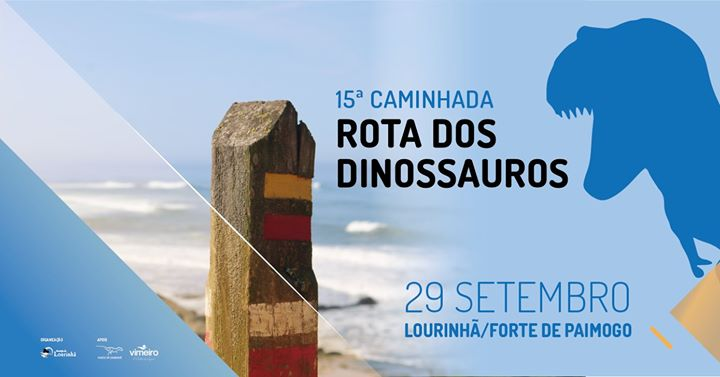 Caminhada | 15.ª Rota dos Dinossauros