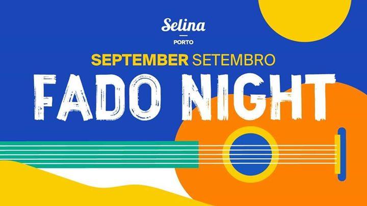 Fado Night at Selina Porto
