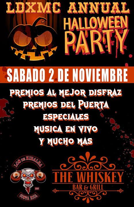 LDXMC Halloween Party