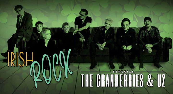 Irish Rock - Tributo a The Cranberries & U2