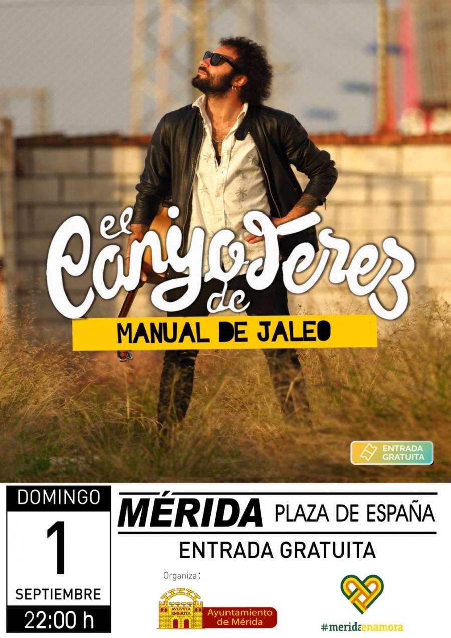 El Canijo de Jerez, en concierto