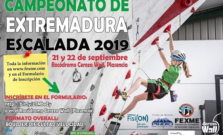 CAMPEONATO DE EXTREMADURA OVERALL 2019