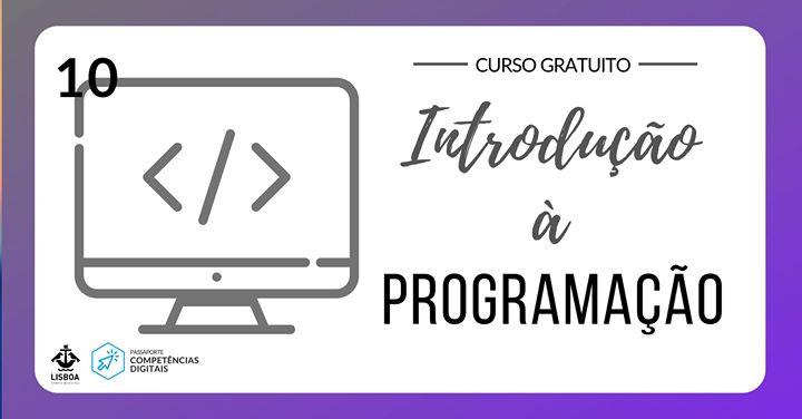 Introdução à Programação - Curso Gratuito