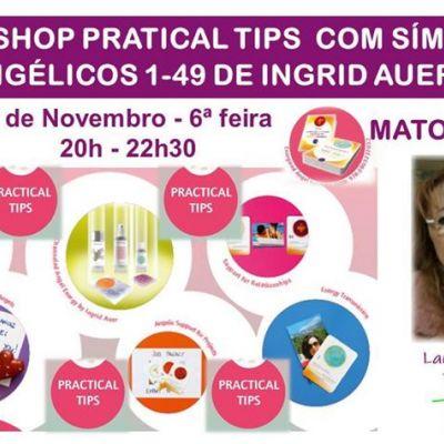 Matosinhos | Workshop Pratical Tips com Símbolos Angélicos 1-49