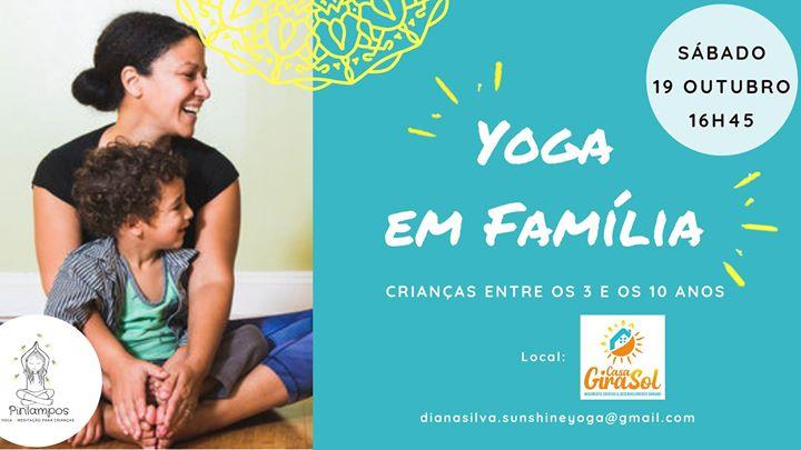 Yoga em Família   Amora, Seixal