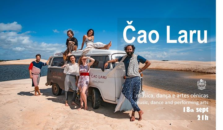 Čao Laru no Camones Cinebar | Portugal