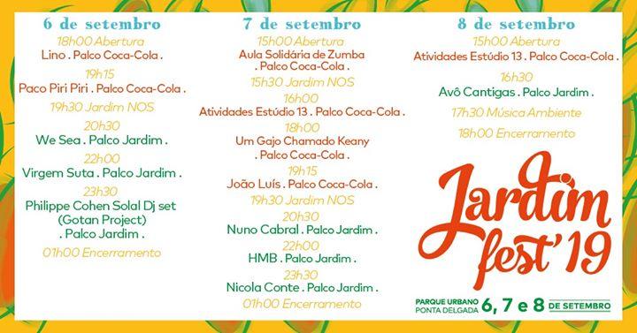 Jardim Fest 2019