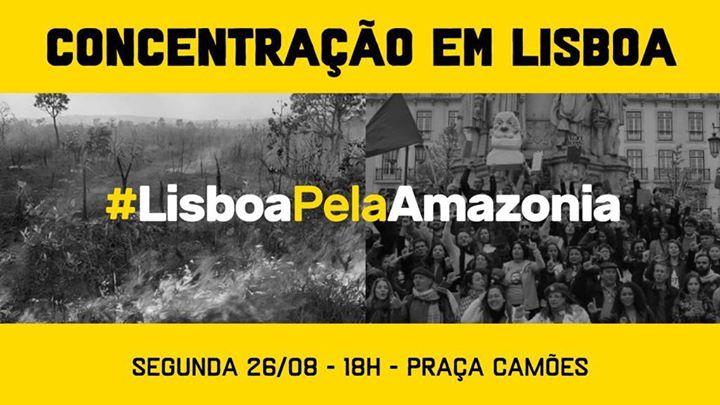 Lisboa pela Amazônia