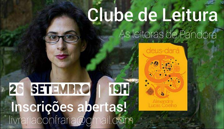Clube de leitura Setembro