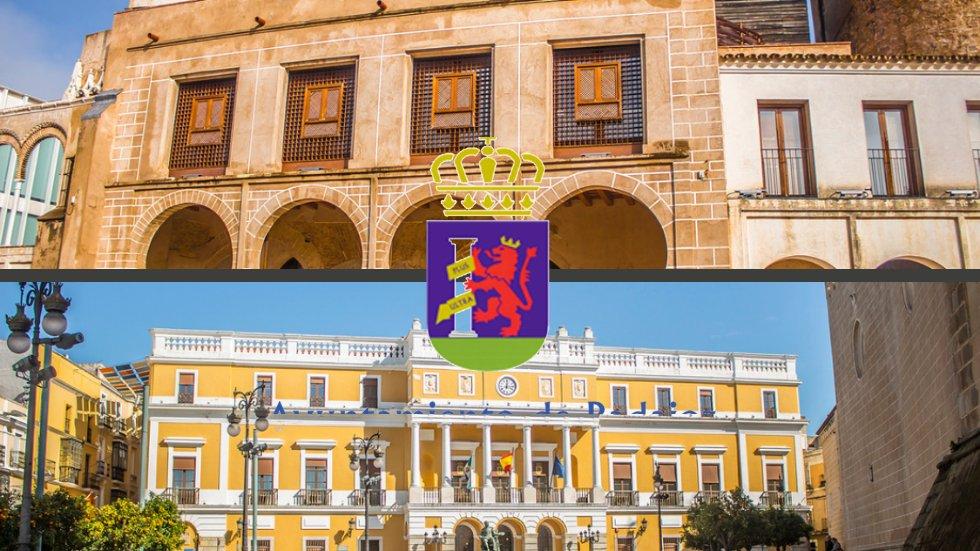 Visita guiada al Ayuntamiento de Badajoz