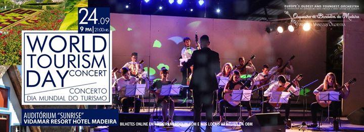 Concerto Especial | Dia Mundial do Turismo 2019