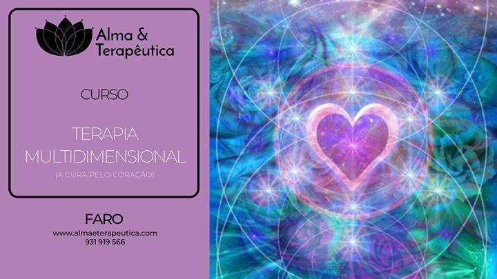 Curso de Terapia Multidimensional - A cura pelo Coração