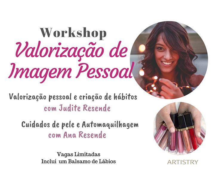 Workshop de Valorização de Imagem Pessoal