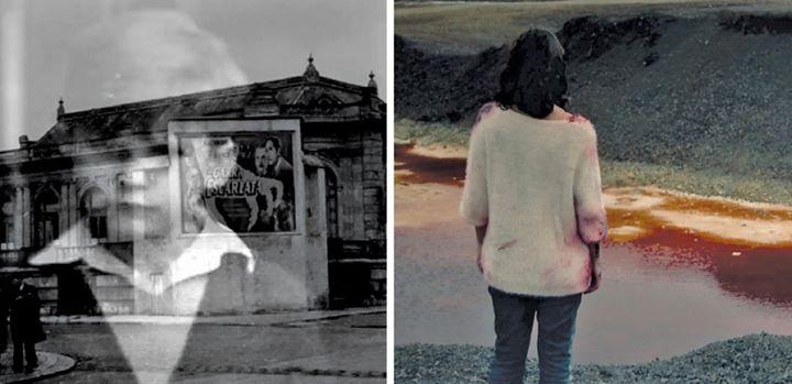 La Morte Rouge + Ponto Morto | Cinema (Lusco-fusco)