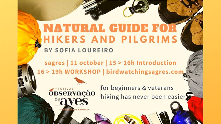 Natural Guide for Hikers & Pilgrims | Workshop