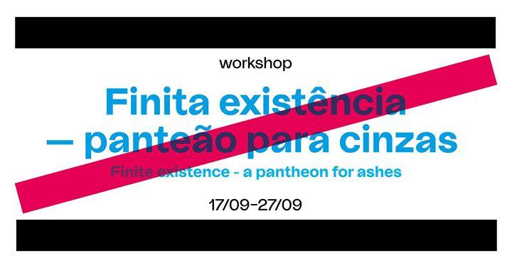 Finita Existência – Panteão Para Cinzas / Workshop arquitetura
