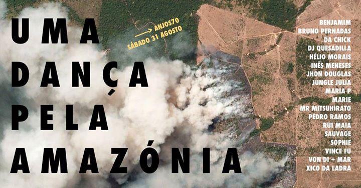 Uma Dança pela Amazónia