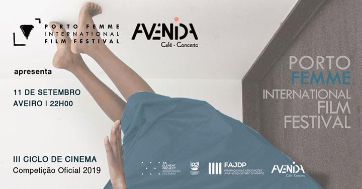 PORTO FEMME Sessions #5 | Avenida Café Concerto - Aveiro