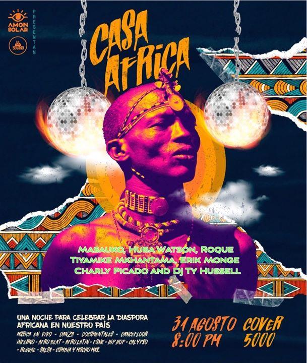 Casa Africa en El Sótano