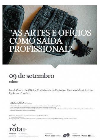 As Artes e Ofícios como Saída Profissional