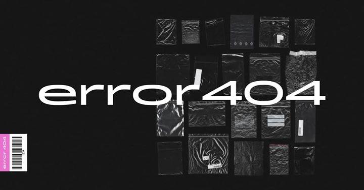 Error404: Música, instalación y más.