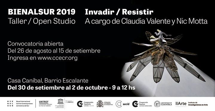 Invadir / Resistir Open Studio