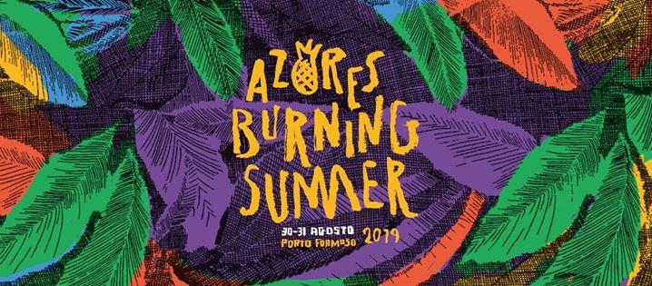 Azores Burning Summer 2019