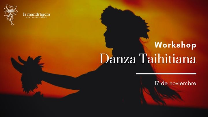 Danza Tahitiana - WorkShop