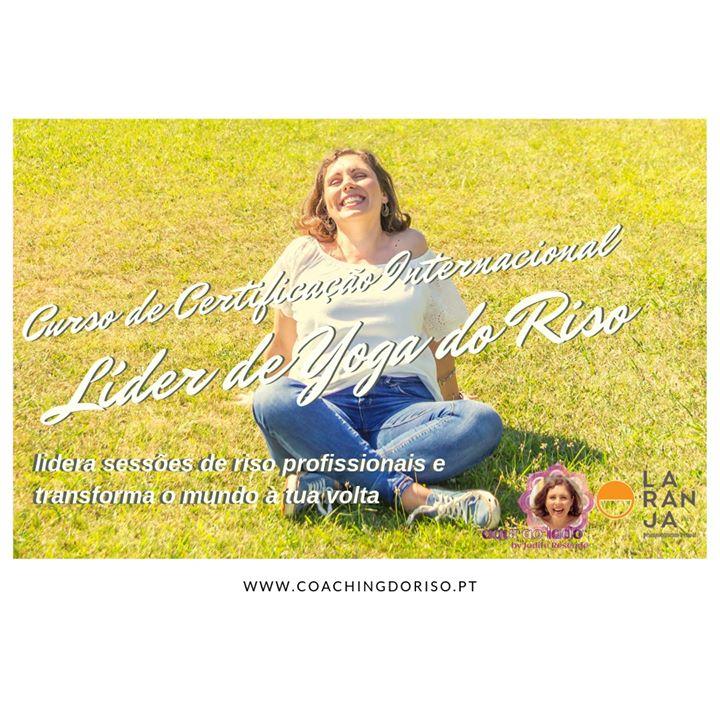 Certificação Internacional de Líder de Yoga do Riso - Online