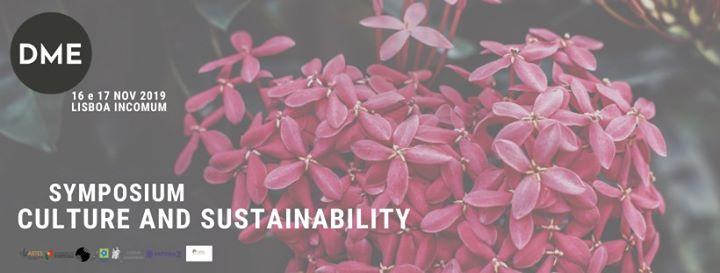 Culture and Sustainability · International Symposium