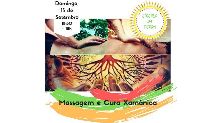 Massagem e Cura Xamânica