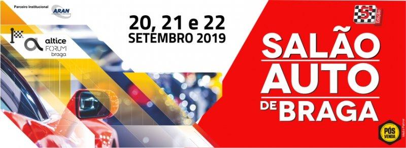 Salão Auto de Braga 2019