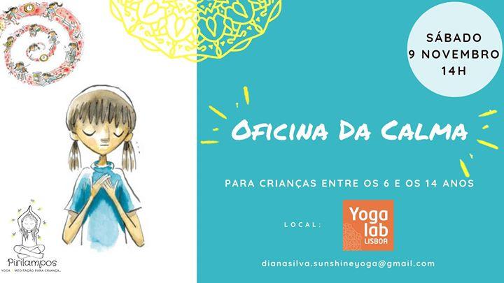 Oficina da Calma: Começa o ano lectivo com Yoga & Mindfulness