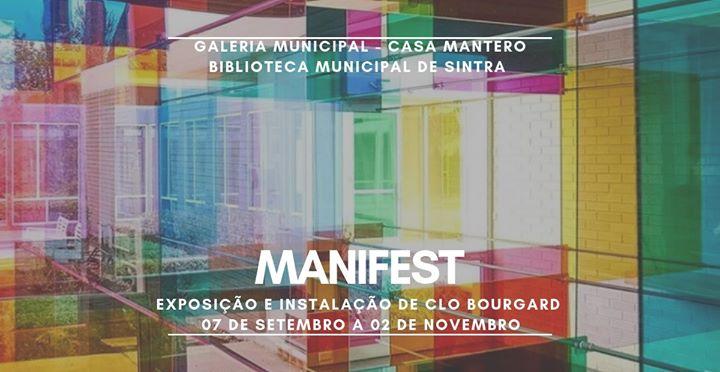 Manifest, de Clo Bourgard   07 de set a 02 de nov 2019