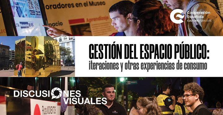 Discusión Visual Gestión del espacio público