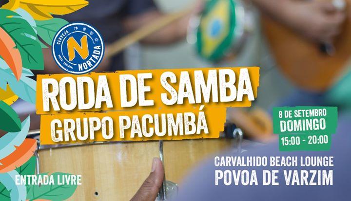 Roda de Samba - Carvalhido Beach Lounge