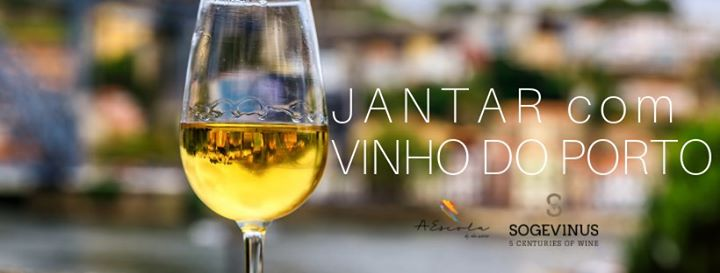 Jantar Degustação com Vinho do Porto