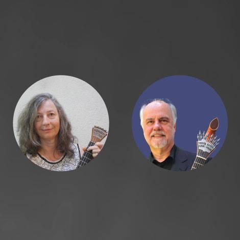 A Cítara em Diálogo | Martina Rosenberger e Pedro Cald. Cabral