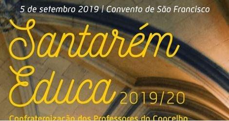 Inscrições abertas para o 'Santarém Educa' até dia 3 de setembro