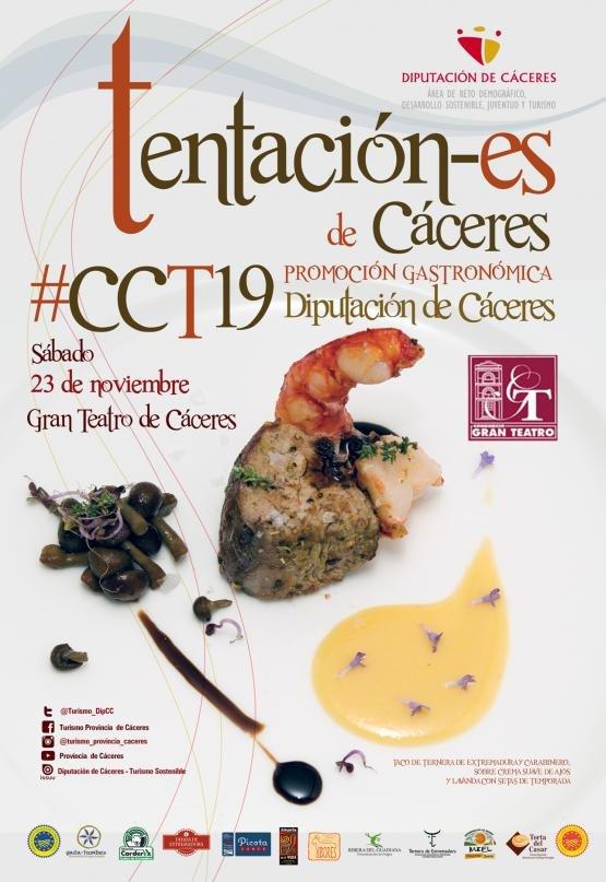 TENTACIÓN-ES DE CÁCERES 2019