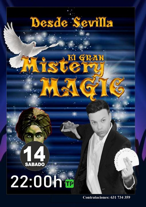 El GRAN Mistery MAGIC