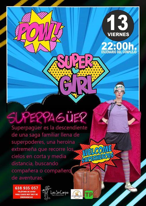 Show Superpagüer