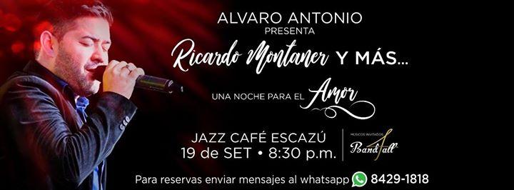 Ricardo Montaner y más por Alvaro Antonio