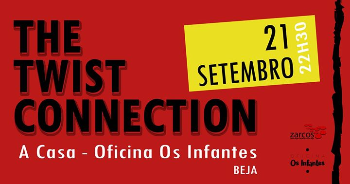 The Twist Connection | nA Casa Oficina Os Infantes