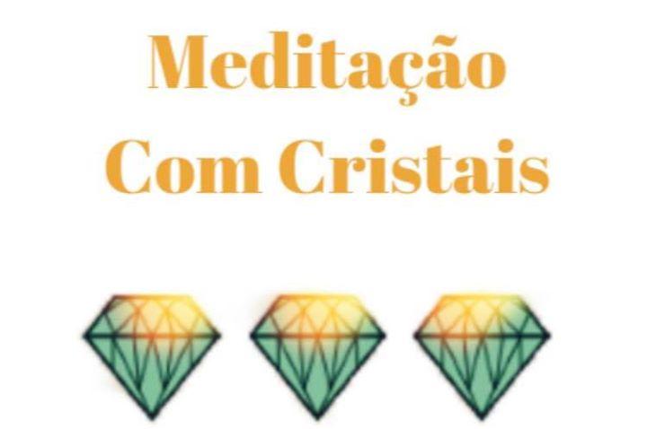 Meditação com cristais