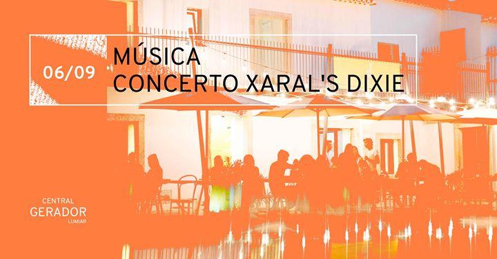Música: Concerto Xaral's Dixie