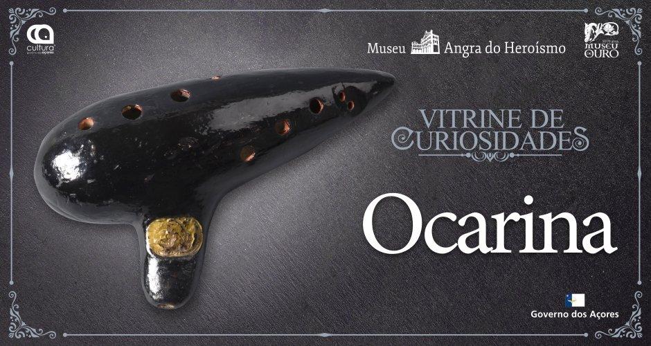 8/ VITRINE DE CURIOSIDADES | Ocarina