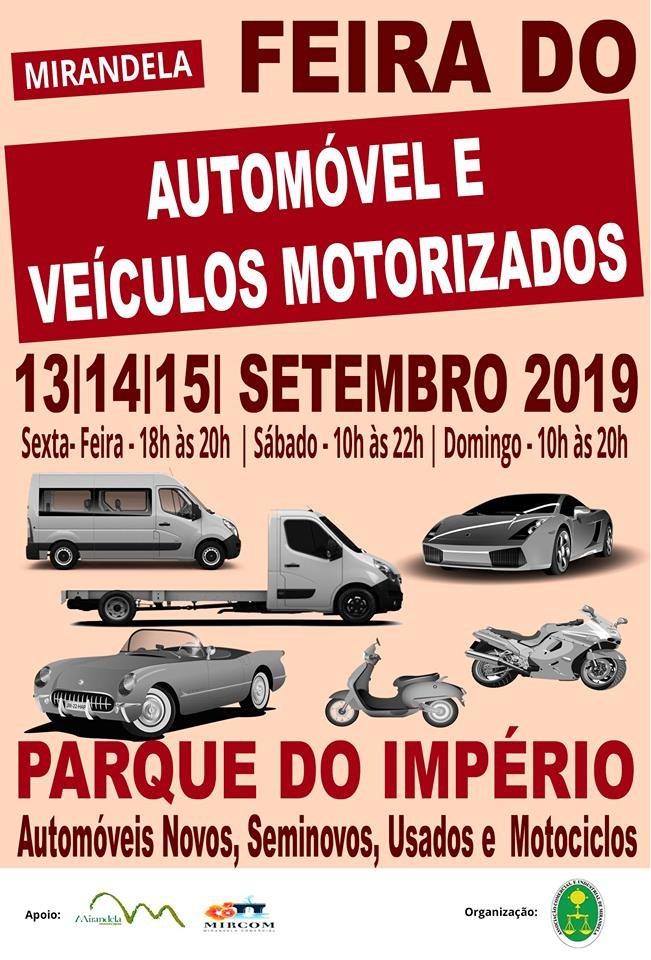 Feira do Automóvel e Veículos Motorizados