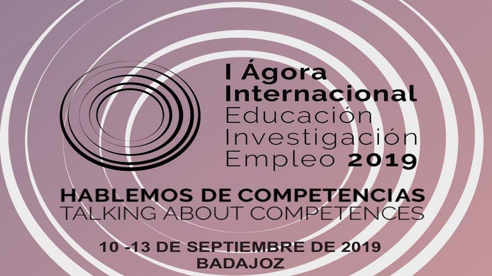 I Ágora Internacional sobre Educación, Investigación y Empleo
